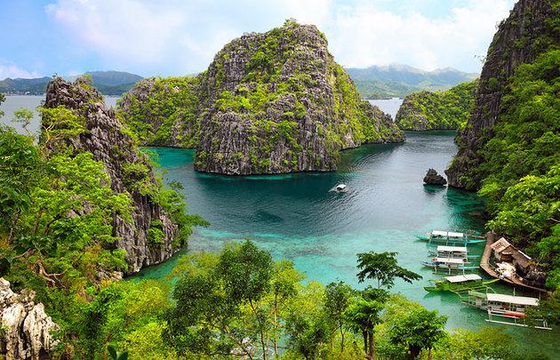 اجمل الجزر السياحية