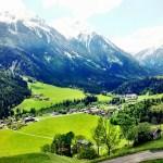صور من الريف النمساوي