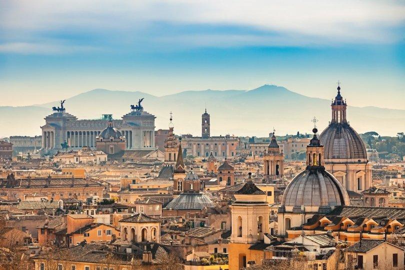 صور سفر روما
