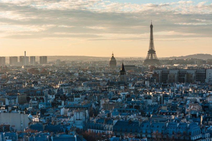 وجهات سفر باريس