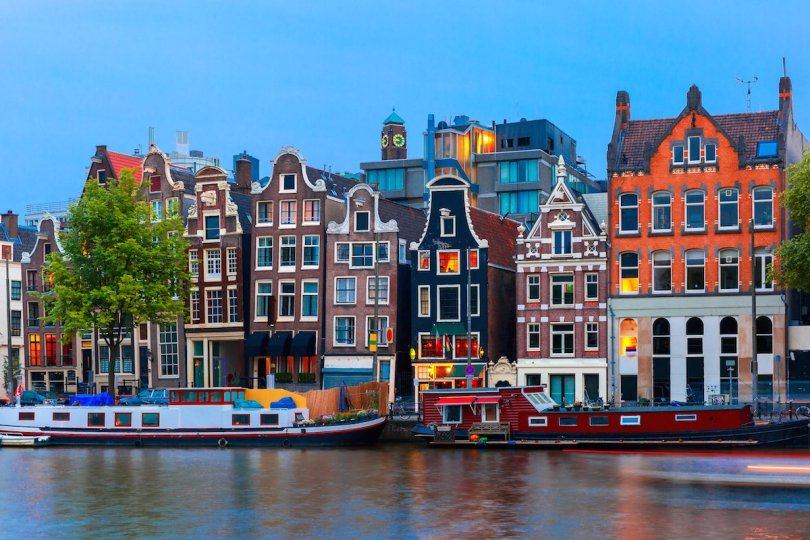 وجهات سفر امستردام