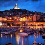 السياحة في مرسيليا الفرنسية