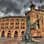 صور حلبة لاس فينتاس لمصارعة الثيران الاسبانية
