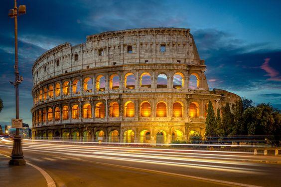 المسرح الروماني فى ايطاليا