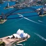 السفر و السياحة فى مدينة سيدني استراليا