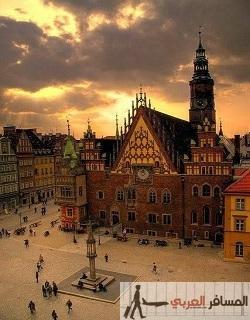 السياحة في وارسو