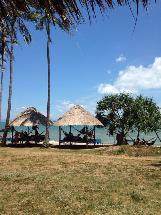 جزيرة الارنب كمبوديا