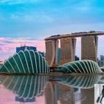 أفضل 5 فنادق فى مارينا باي سنغافورة