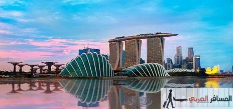 مارينا باي سنغافورة