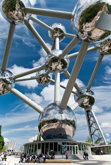 مبنى Atomium