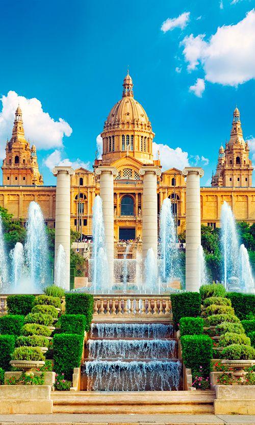 متحف برشلونة MNAC