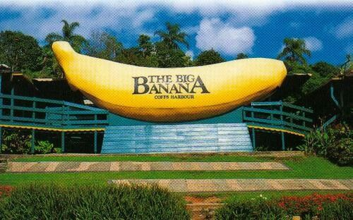 Big Banana, NSW