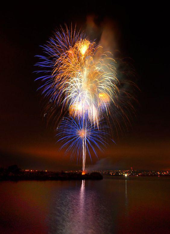 SeaWorld Fireworks Show