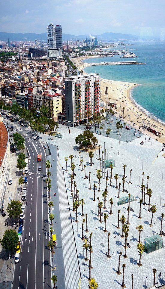 شاطىء برشلونيتا