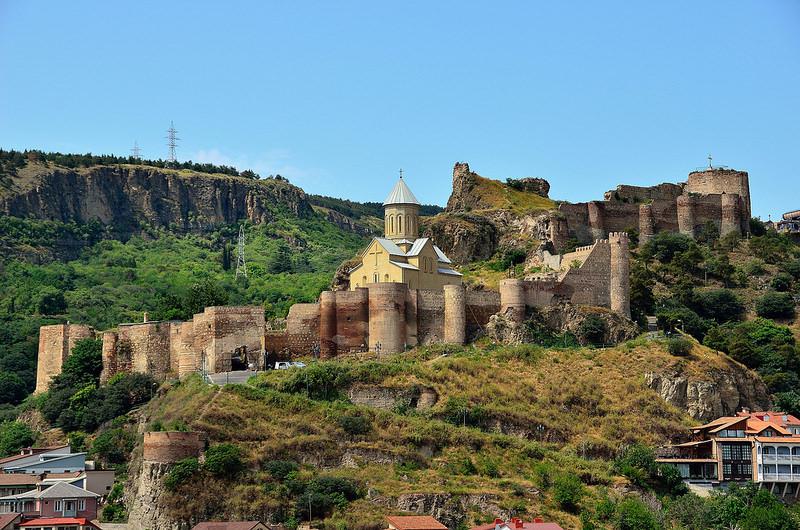 قلعة تبليسي ناريكالا