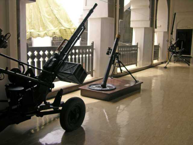 متحف السلطان و القوات المسلحة