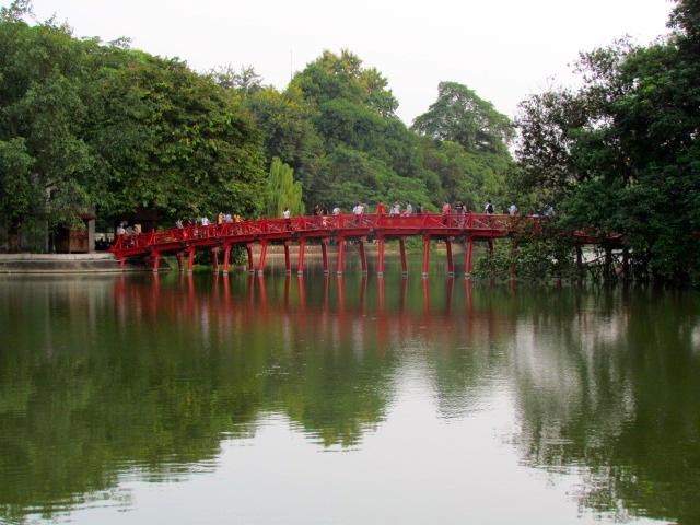 بحيرة هوان كيم هانوي