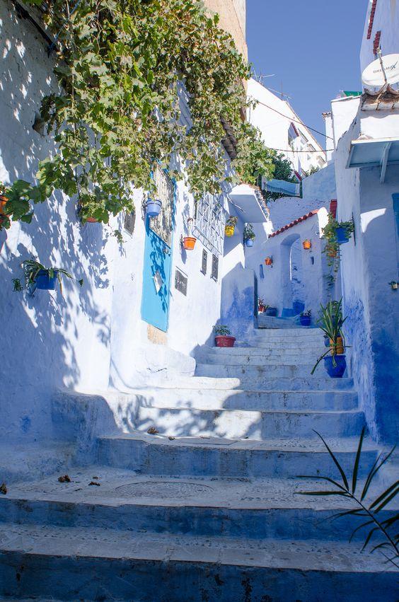 مدينة طنجة المغرب