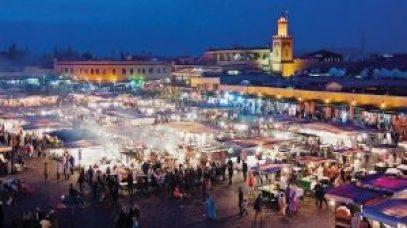 المغرب: مراكش