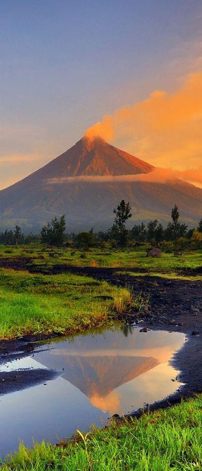 بركان مايون