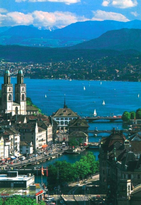 8 من افضل المناطق السياحية الاكثر شهرة في العالم