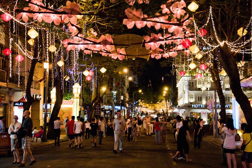 شارع دونغ خوي