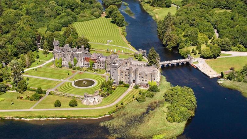 قلعة أشفورد أيرلندا