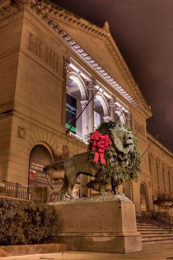 معهد الفن بشيكاغو