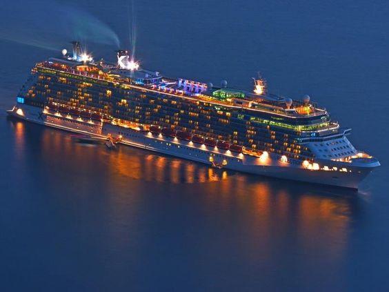 السياحة البحرية