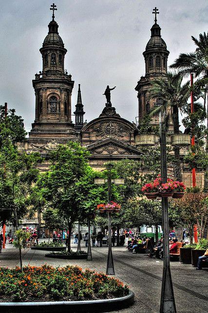 كاتدرائية سانتياغو