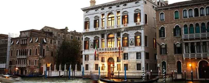 فندق كانال غرانده البندقية إيطاليا