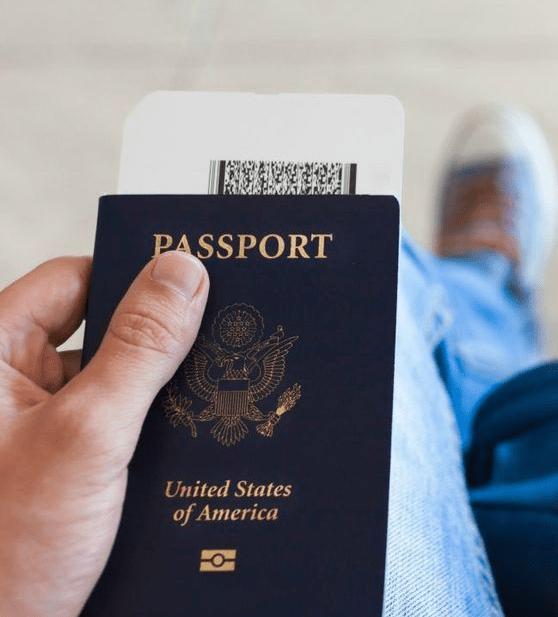 تأشيرة السفر