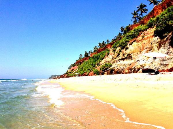شاطئ فاركالا