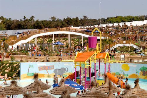 حديقة تاماريس المائية