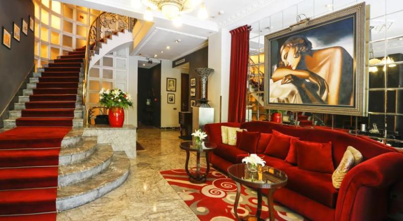 فندق و سبا لودج الدار البيضاء