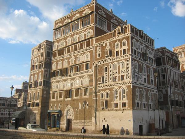 قصر غمدان
