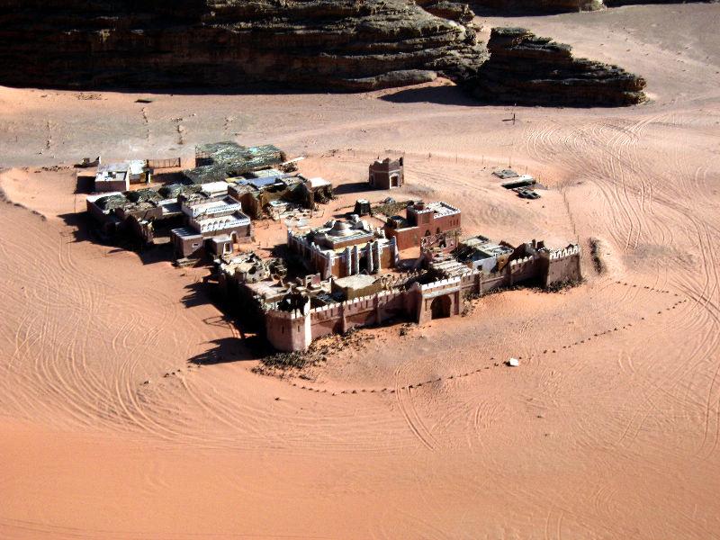 قلاع الصحراء