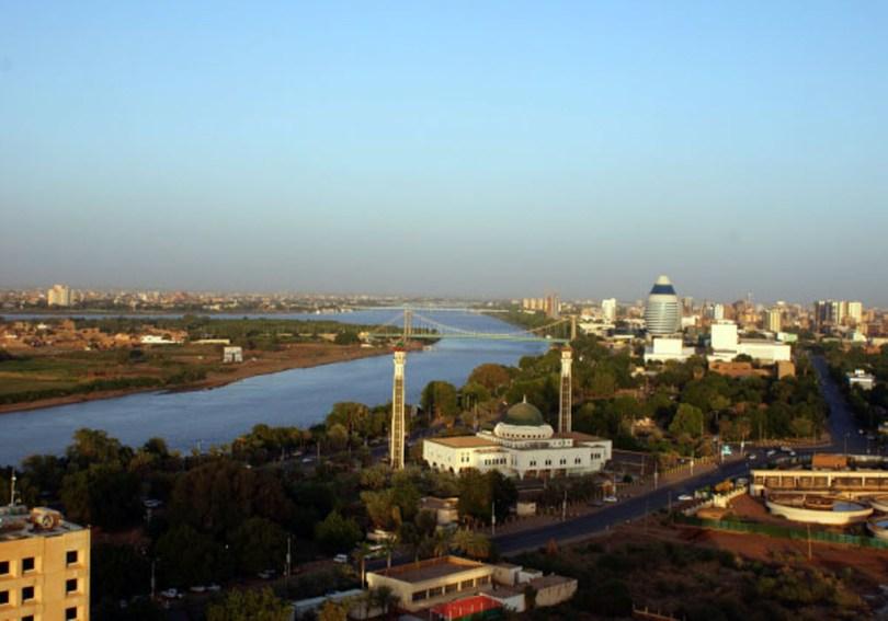 مدينة الخرطوم