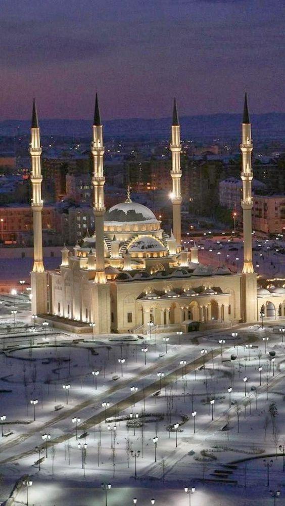 مسجد غروزني
