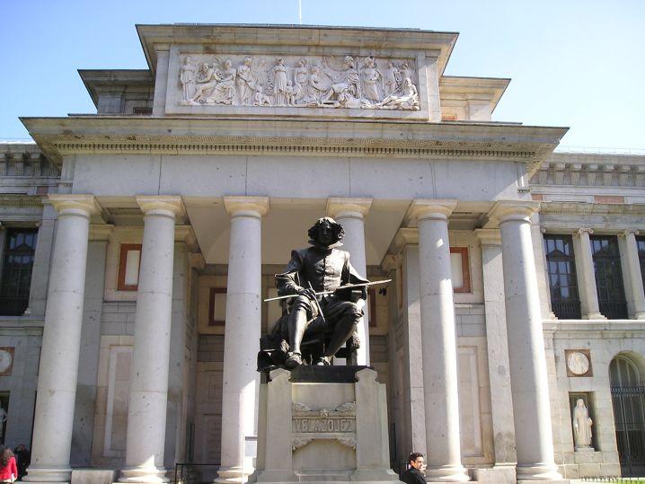 متحف ديل برادو في مدريد