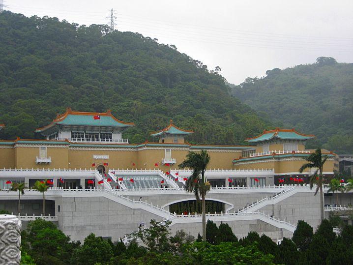 متحف القصر الوطني في تايبيه تايوان