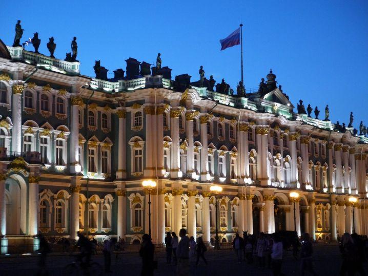 متحف الإرميتاج في روسيا