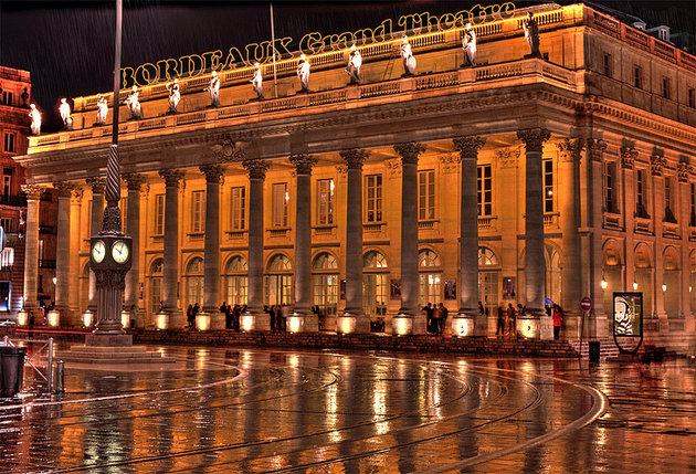 المسرح الكبير ببوردو