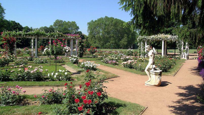 حديقة Parc de la Tete d'Or