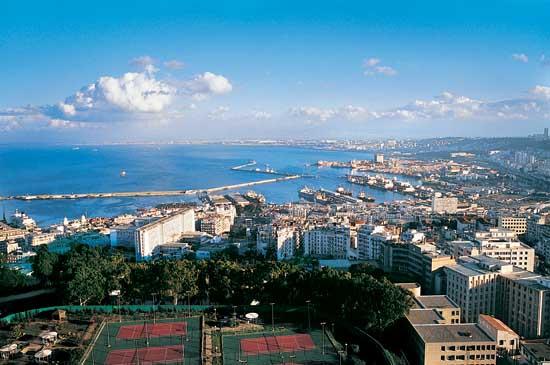 مدينة الجزائر