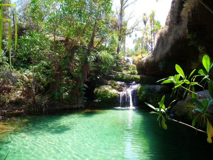 Madagascar isalo Park