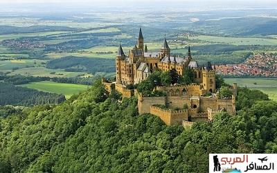 السياحة في الريف الالماني