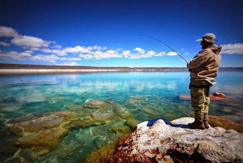 بحيرة لاغونا فيردي