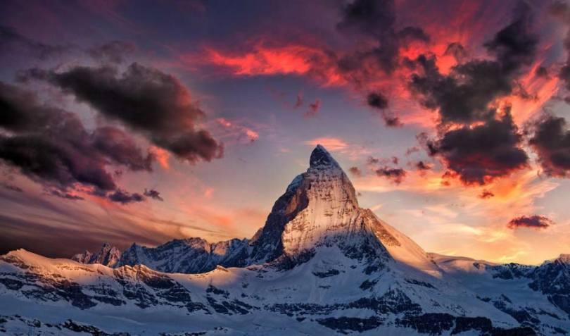 جبل ماترهورن