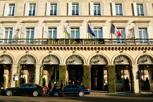 فندق لو موريس